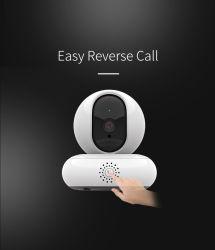 Безопасность на 360 градусов Auto Zoom IP-камера Ангела и широким углом обзора