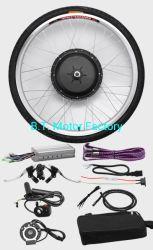 전기 자전거 변환 키트 48V1000W 프론트 드라이브 블랙 표면