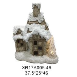 Turismo Jardim Decoração Escultura Xmas Cabochons Dollhouse miniaturas de resina de Artesanato