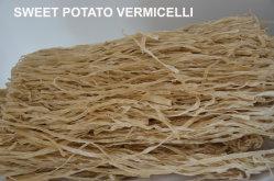 Handmade 100 % des aliments de santé de la Patate douce des vermicelles de nouilles