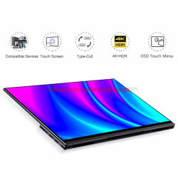 """21.5 """" Kiosque de charge LCD de qualité industrielle pour ordinateur portable/mobile/PC tablette avec protection de la sécurité et de la batterie d'énergie solaire"""