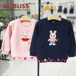 [ألّبليس] شتاء صيف أطفال ملابس [فلّنل] سميكة [بونّي] كارتون نمط ملابس الأطفال