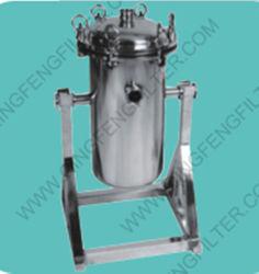 Вращение и стационарный фильтр для фильтрации Decarburization титана