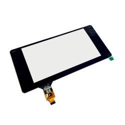 painel LCD painel táctil de 8 Polegadas com estrutura aberta i2c controlador com ecrã táctil