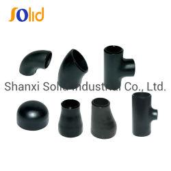 Wholesales ISO9001 ASME B16.9 Wpb UM234 soldadas de aço carbono do tubo de aço inoxidável fornecedor preço de fábrica de montagem