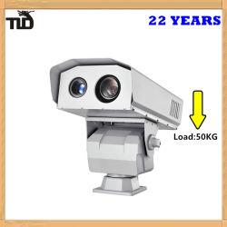 Fabrikant 22 van kabeltelevisie van het Toezicht van de Camera van de PanJaar Motor van de Schuine stand