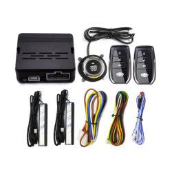 Passive Krake-intelligente Fernsteuerungsstoss-Anfangsmotor-Auto-Selbstwarnung Pke Keyless Eintrag-System