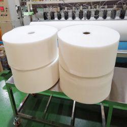 100% Es Ar Quente do filtro de algodão esponja através de algodão não tecidos de máscara facial matérias-primas