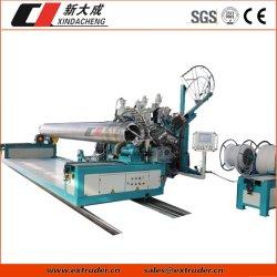 Krah Tubos com Perfil de Linha de Produção/fazendo a máquina/máquina de extrusão