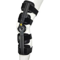 ユニバーサルROMによって蝶番を付けられる足の膝サポート