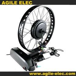 Kit elettrico del motore del mozzo della rotella grassa agile 20 '' ~26 '' 1000W per qualsiasi bici