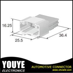12 broches de connecteur de la prise en plastique auto 6098-5704