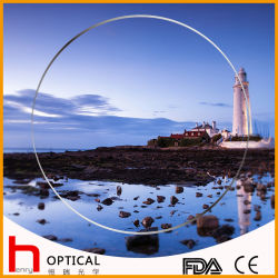 1.61 Indice élevé seule Vision Lentilles optiques de la console HMC (stock)