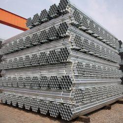 Со стандартом ASTM парниковых 0.5-25мм толщина оцинкованной стали трубки топливопровода