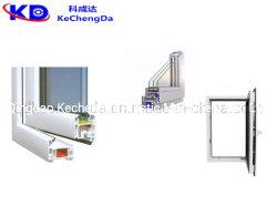 Kunststof PVC WPC venster en deurprofiel Extrusie productielijn/extruder Machine