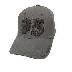 専門の習慣3D刺繍によってブラシをかけられるサンドイッチ綿の帽子の野球帽の野球帽