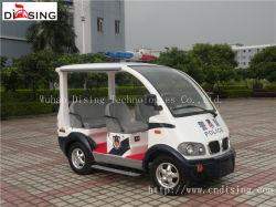 De hete Verkopende Professionele Elektrische Patrouillewagen van de Politie