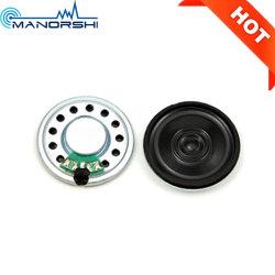 36mm mini haut-parleur petit casque BT Mylar le président de l'unité de haut-parleurs magnétique interne