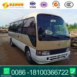Usa Toyota Coaster en mini bus 21escaños Toyota Hiace en venta Toyota Coaster autobús de pasajeros de segunda mano Coaster Autobús Van