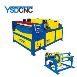 Conduit d'air HVAC de haute qualité de la ligne 3 Making Machine