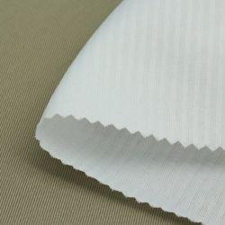 Tessuto intascante Tc80/20 fuori da tessuto Herringbone bianco e tinto bianco
