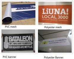 Custom печать рекламных сверните на основе ПВХ, виниловом баннере, Flex баннер, для использования вне помещений баннер, плакатный носитель, настенные плакаты, Сетчатый баннер, флаг баннер (JMPVC)