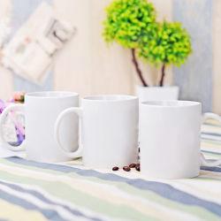 Becher-nach Maß keramisches Cup mit Firmenzeichen-Geschenk-Geschenk-Förderung-Produkt passte das Wasser-Cup an, welches das angepasste Cup bekanntmacht