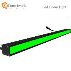 DMX RGB建物の装飾LED LigtingのためのアルミニウムLEDピクセル棒