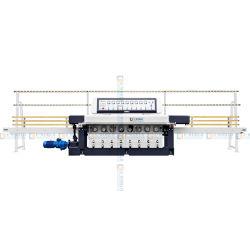 Fabrik Preis PLC Vertikal einseitig Glas gerade Linie Edger Für Rundstift Og Edge