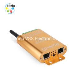 Contrôle de l'app Smart DC7-24V de la musique du contrôleur de LED RVB DMX WiFi