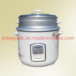 Kooktoestel van de Rijst van het Type van Toestel van het huis het Rechte 0.6-2.2 Liter