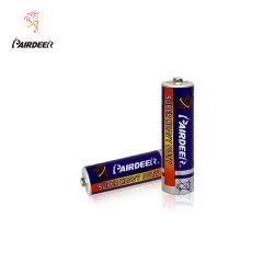 La Chine Carbone-zinc de gros R6 de la batterie en PVC
