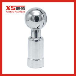 SS304 de 360 grados de rotación del CIP sanitarias con rosca hembra bola Spray limpiador