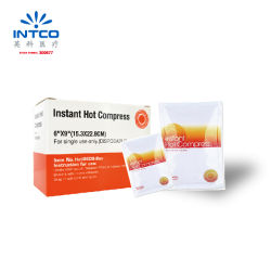 PE-nylon Direct Hot Compress Heat Pack voor eenmalig gebruik