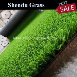 人工的な草の総合的な泥炭の装飾の家具の屋外のクッションの総合的なカーペットの芝生