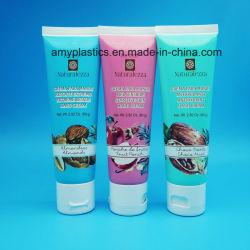 Tubo de vidro laminado de barreira de plástico para Limpeza Facial/Rosto Lavar/espuma/Turvo/creme, Embalagens de gel