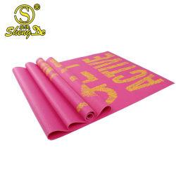 2019 tappetino da palestra Baby Play, tappetini da yoga in PVC stampati su misura