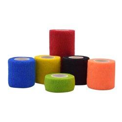 Водонепроницаемая ткань спортивных Strapping медицинских клейкой ленты
