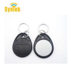 LF / HF / UHF البلاستيك ABS / Epoxy / علامات مفاتيح RFID جلدية / شركة مصنعة للحافظة