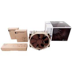 Noctua Nh-U14s Dx-3647 Les processeurs Intel Xeon 140mm refroidisseur ventilateur de refroidissement tranquillement LGA3647 Xeon basé sur les serveurs et stations de travail