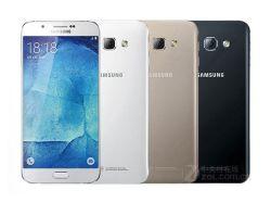 Venda por grosso Smartphone Usado Desbloqueado Celular preço razoável certeza de pós-venda a Samsung Galaxy A8