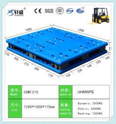 Пресс-формы для выдувания HDPE пластмассовый поддон, хорошего качества с двойной пластиковый поддон