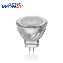 点ライトのための2.5Wクリー族MR11 LEDの方向球根