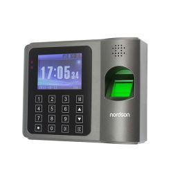 Platte des Sicherheits-drahtlose Fernsteuerungsdigital-Kennwort-U, USB, RS485, IP-Netz-Bildschirm-biometrischer Fingerabdruck-sicheres Zugriffssteuerung-System mit Identifikation-Karte