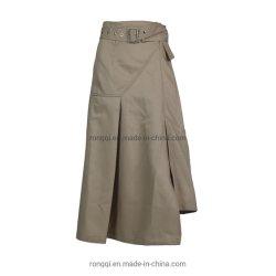 Mesdames bouclée Ceinture Fashion jupe occasionnel