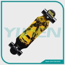 4 wielen vallen door Longboard Skateboard Chinees/Canadees/Bamboo...materialen Hout Skateboard