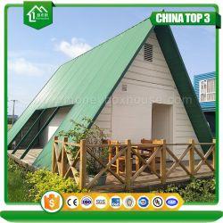 Moneybox 호화스러운 모듈 장식적인 현대 조립식 가벼운 강철 구조상 집