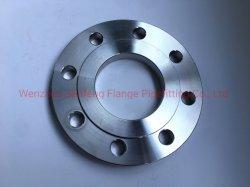 F51 /F53/F53/F60 /2205/2507 ANSI B16.5のステンレス鋼は板フランジを造った