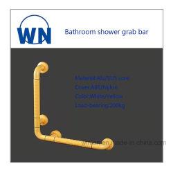 Les produits médicaux personne âgée en Nylon de rampe d'ABS forme de l'Handicap porcelaine sanitaire Grab Bar Wn-04