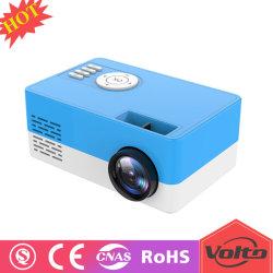 O design engraçado Multi Media pouco Projector LCD oferece suporte para Alta Definição 1080P